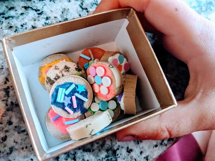 American Girl Cookies Craft