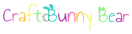 Craft Bunny Bear Logo
